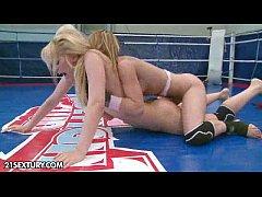 NudeFightClub presents Celine Doll vs Aleska Di...