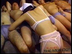 Sperm bukkake showers 8 2/3 Japanese Uncensored...