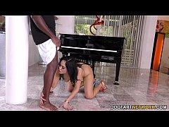Selena Santana's Experience With Big Black Cock