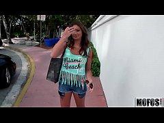 Tan Lined Hottie video starring (Abella Johnson) - Mofos.com