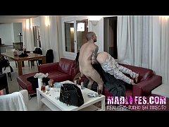 Pelea sexual en el Reality Show Porno de Madlif...