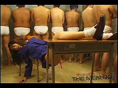 Bukkake Highschool Lesson 13 1/4 Japanese uncen...