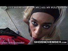 Step Sister Blowjob Sessions Facial  Cum Swallo...