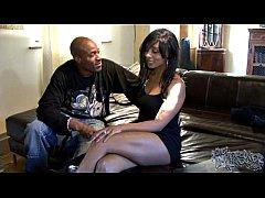 Hot ebony couple
