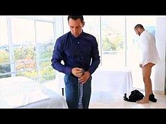 FANTASYHD yoga massage DP double penetration