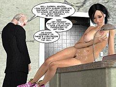 3D Comic: Freehope 1