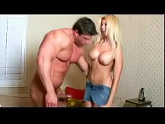 Barbie and bodybuilder