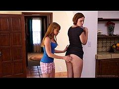 Marie McCray and Jodi Taylor - Lesbian House Hu...