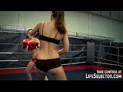 NudeFightClub presents Amirah Adara vs Jessyka ...