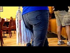 Italian Teacher Ms.Dodrill In Tight Jeans Jerk ...