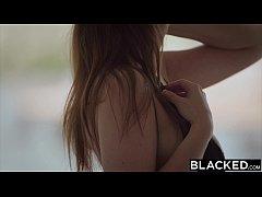 BLACKED Girlfriend Karina White Cheats with BBC...