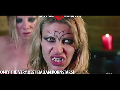 Blowjob Pornstar Porn vid: Twilight Suckers porn parody with Scarlet De Lis
