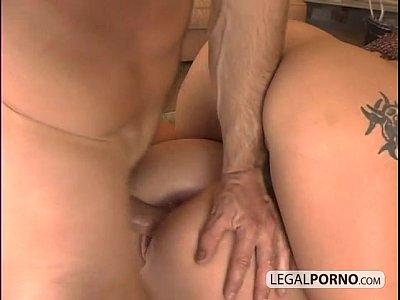 Due Hot Babes Prendere Un Grosso Cazzo Nel Culo Gb-1-05