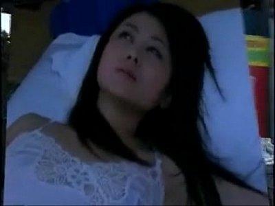 【ヘンリー塚本(FAプロ)】愛田奈々(あいだなな)結衣美沙(ゆいみさ)他人のセックスを見て欲情する美人妻