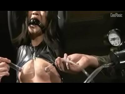 Vacuum nipple huge nipple forced enema slave-girl lesbian detective.