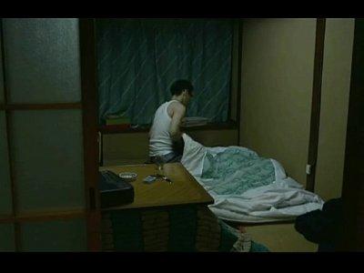 【市川由衣】映画『海を感じる時』で三浦誠己との濡れ場