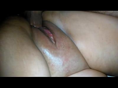 echandose una rica cogida con la puta de su vecina a escondidas de la esposa