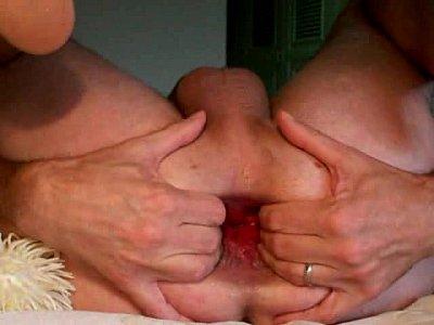 Adult Clip Clit lick closeup tube