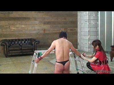 Asian Japanese Bdsm video: MLDO-137 Exclusive slaves worship Mistress EMIRU