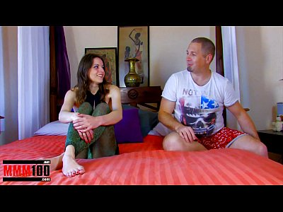 Blowjob Brunette Casting video: johanna-jacobs terry