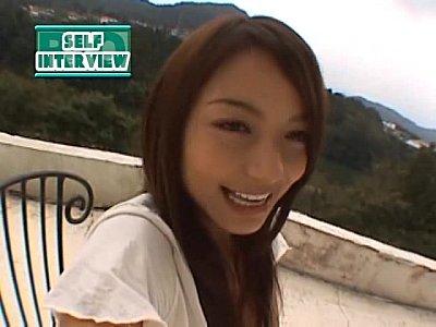 【Rio(柚木ティナ)】スタイル抜群な爆乳美女が笑いながら楽しそうにイチャイチャSEX
