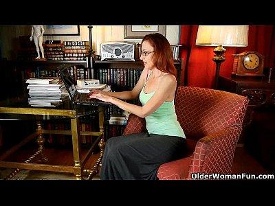 Milf Mature Pantyhose video: Best of American milfs part 11