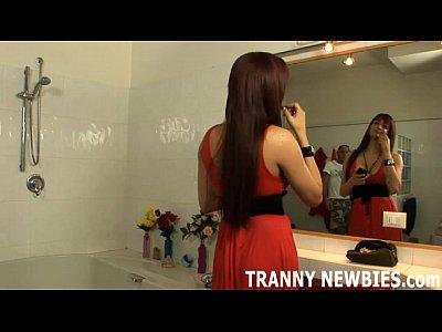 una compilacion de transexuales mamando y cogiendo muy rico