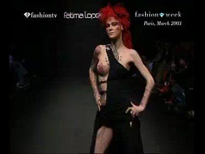 Cock Suck Fashion video: BOOBS SHOW