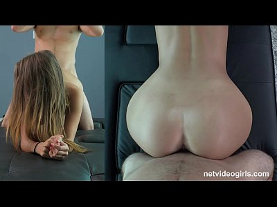 Hot Coed Return Audition Gets A Creampie