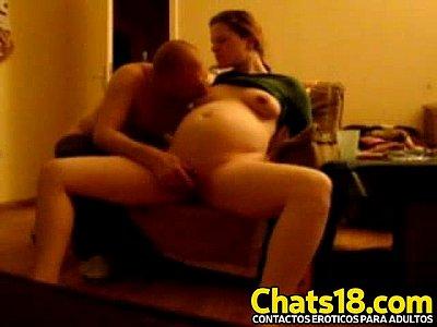 Embarazada montando verga de esposo bien sensual o91q