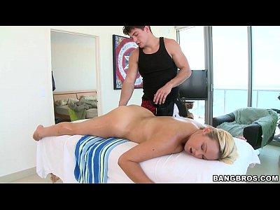 Pornstar Massage with Abbey Brooks
