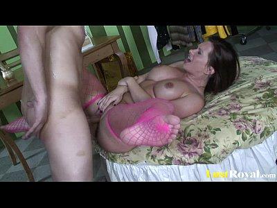 Ass-lovers will definitely enjoy watching pretty Katja Kassin