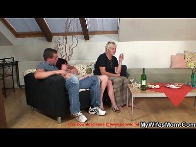 Milf Wife Mom video: Boy Fucked Mother in law - www.pornvid.ml
