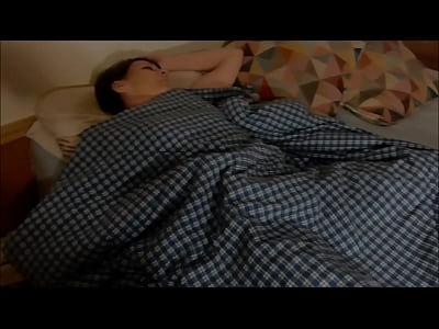 Off wife Jerk on sleeping