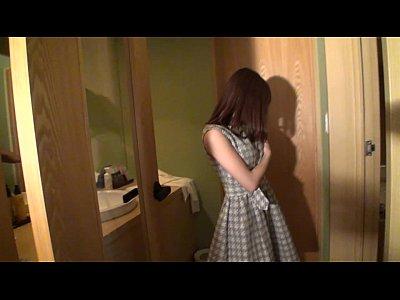 【個人撮影】綺麗なお姉さんのナマ着替えってエロくないですか!?(鈴村あいり|すずむらあいり)-AVマガジン-