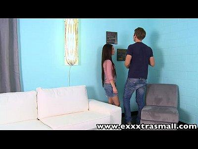Exxxtrasmall Petite Teen Lacie Channing Figa Sbattuto