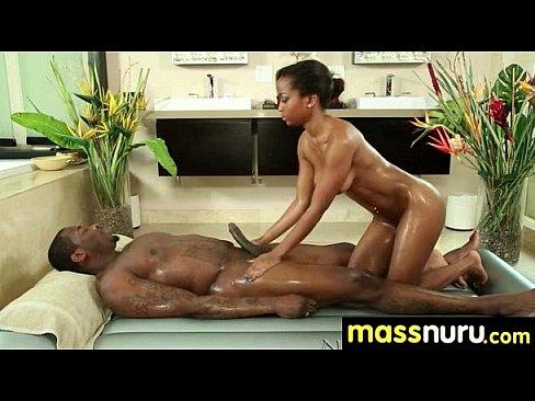 Nuru Massage Ends with a Hot Shower Fuck 27