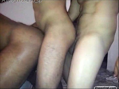 Gay - Amigos Fodendo Escondido Das Esposas No Motel