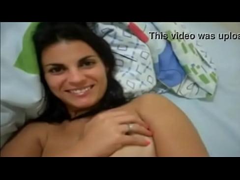 Corno mandou vídeo pros amigos exibindo a esposa