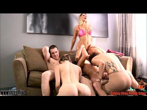 Ashley Fire Taboo Family Orgy