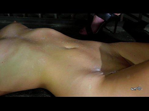 SILVIA'S TRAINING MELISSA wax play