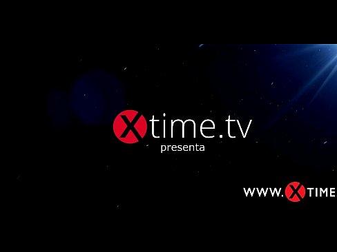 Epica scopata per Sofia Cucci e Cristian Devil alla SPA! XTIME.TV!