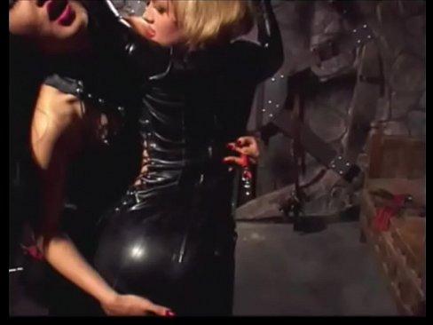 Mistress Sayako dominates sub blonde