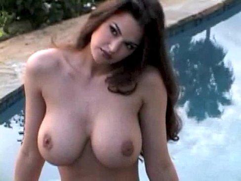 Playmate Tiffany Taylor - Pool Photoshoot