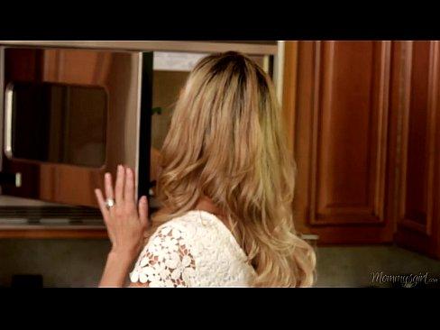 Brandi Love Teaching Her Step Daughter Tara Morgan