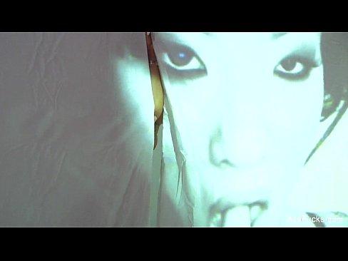 Asa Akira Projection Solo