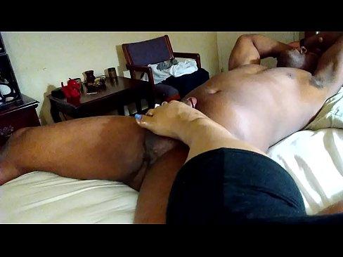 Small dick big feet