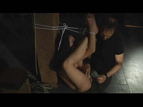 Brunette slave is under Master's disposal