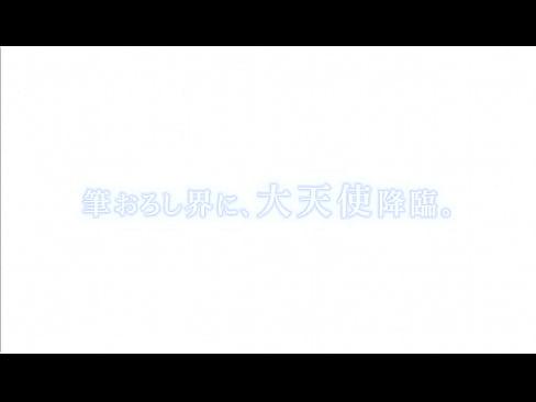 """美人のフェラ無料H動画。童貞君を""""フェラとイラマチオ""""で緊張をほぐし優しく『筆おろし』してあげる現代の美人娘!"""
