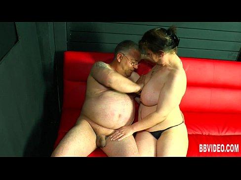 Horny german honey suck and fuck cock